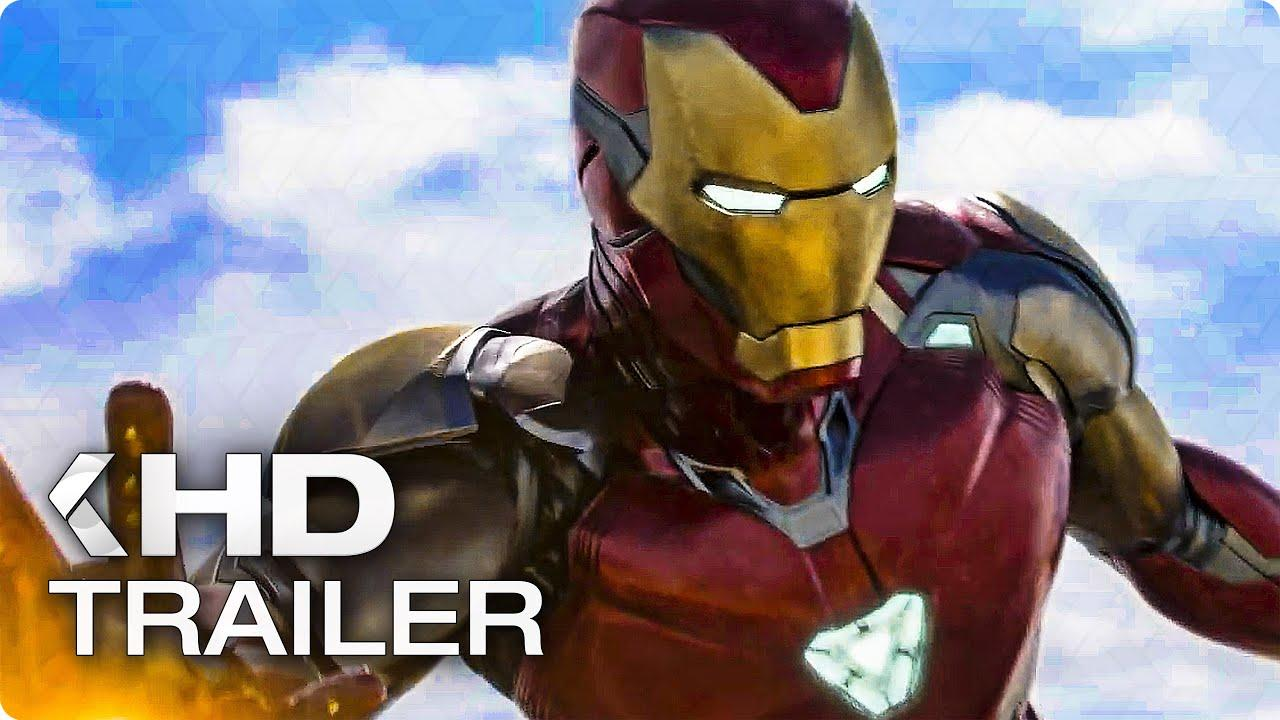 Iron Man 4 Trailer German