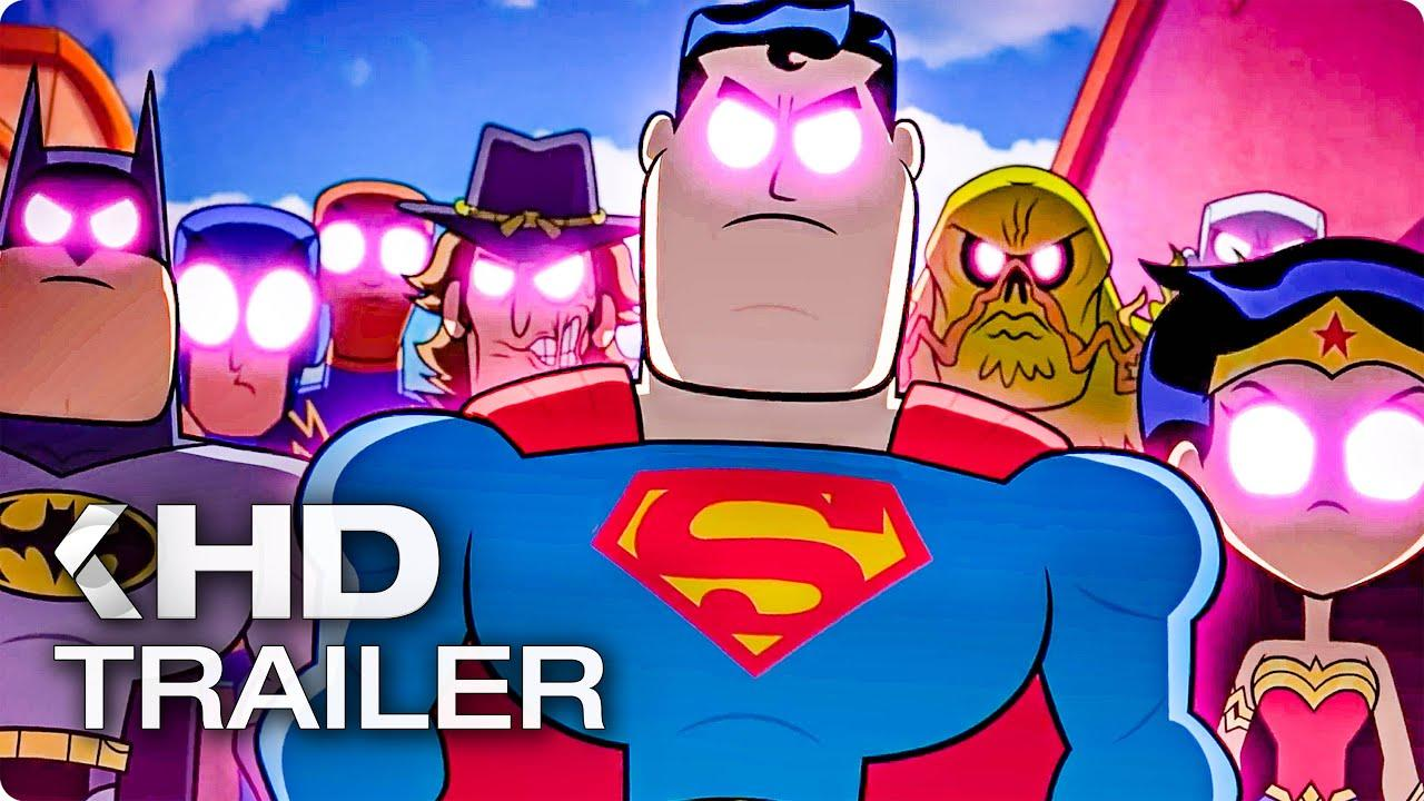 Teen Titans Go! To the Movies Trailer 2018 - YouTube